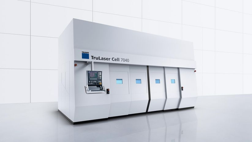 TruLaser Cell Series 7000, always perfectly equipped