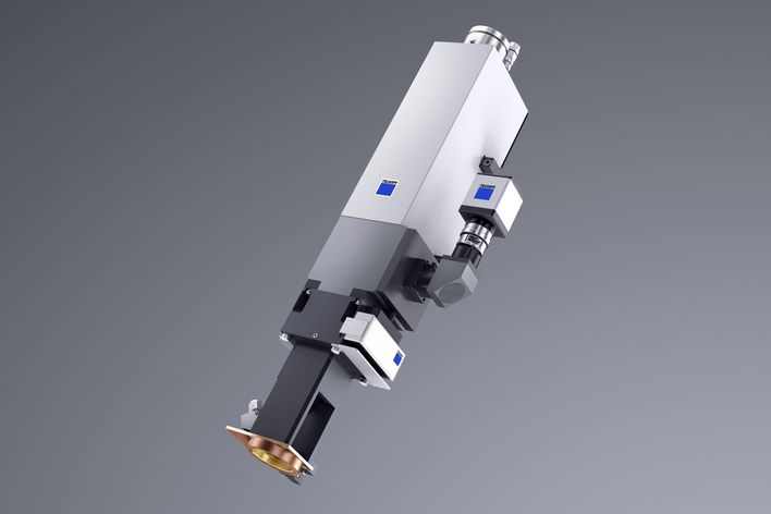 Optique de focalisation CFO de TRUMPF pour les applications laser d'usinage de tôles