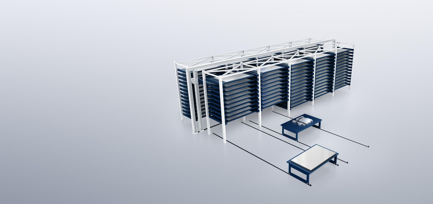 STOPA large-scale storage