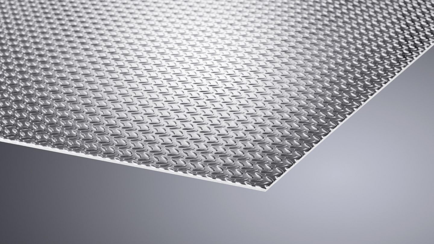 For cutting diamond plate