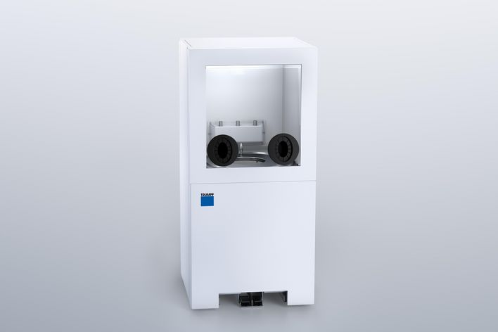 Powder removal station, TruPrint 3000