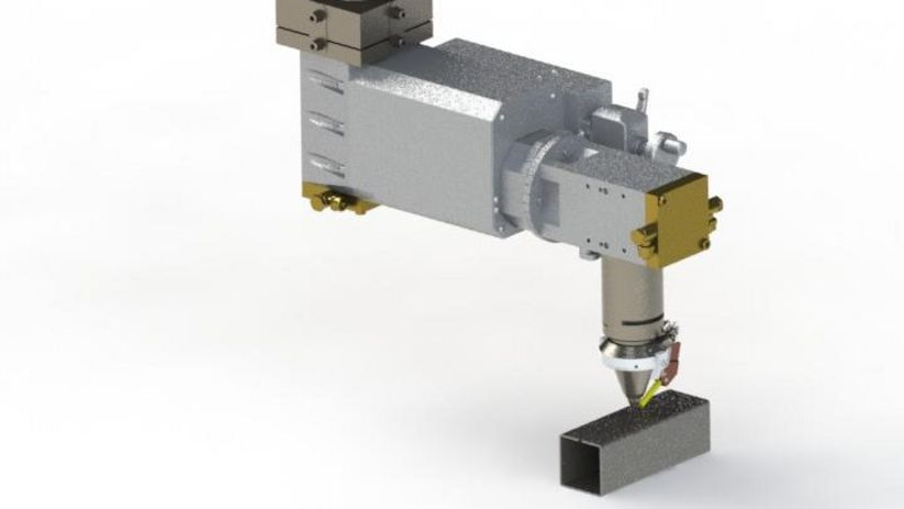 TRUMPF mirror focusing optics TLS