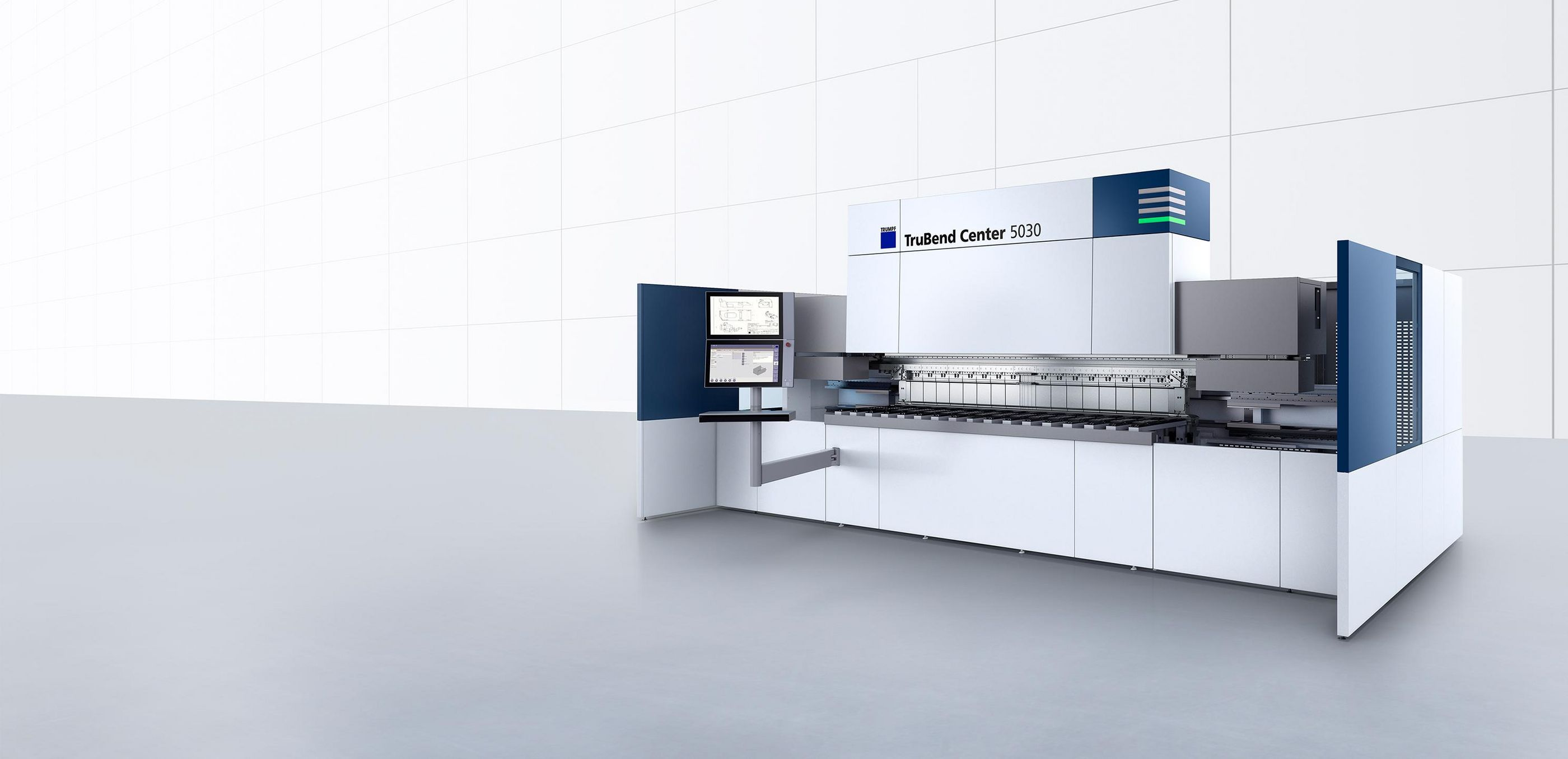 TruBend Center Series 5000, productive all-round machine