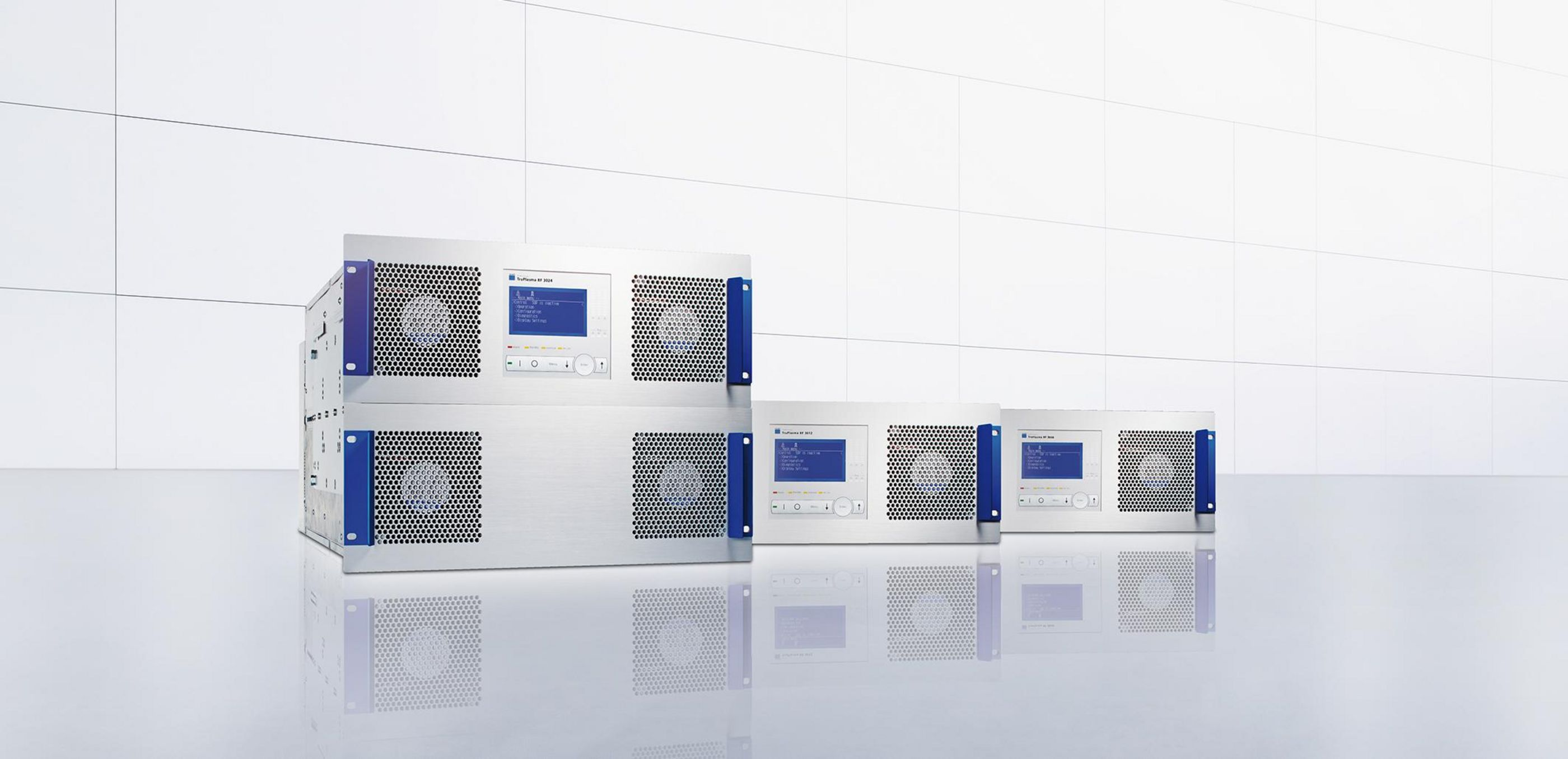 TruPlasma RF Series 3024 / 3012 / 3006 radio frequency generators
