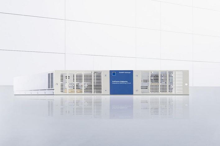 Enable optimal device integration: the generators of the TruPlasma Highpulse Series 4000