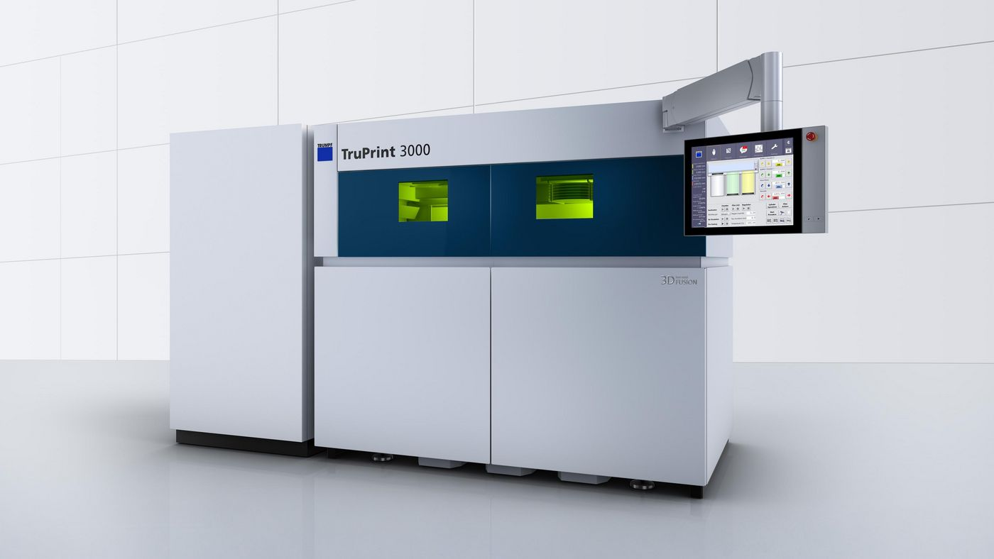 3d Printing Systems Trumpf