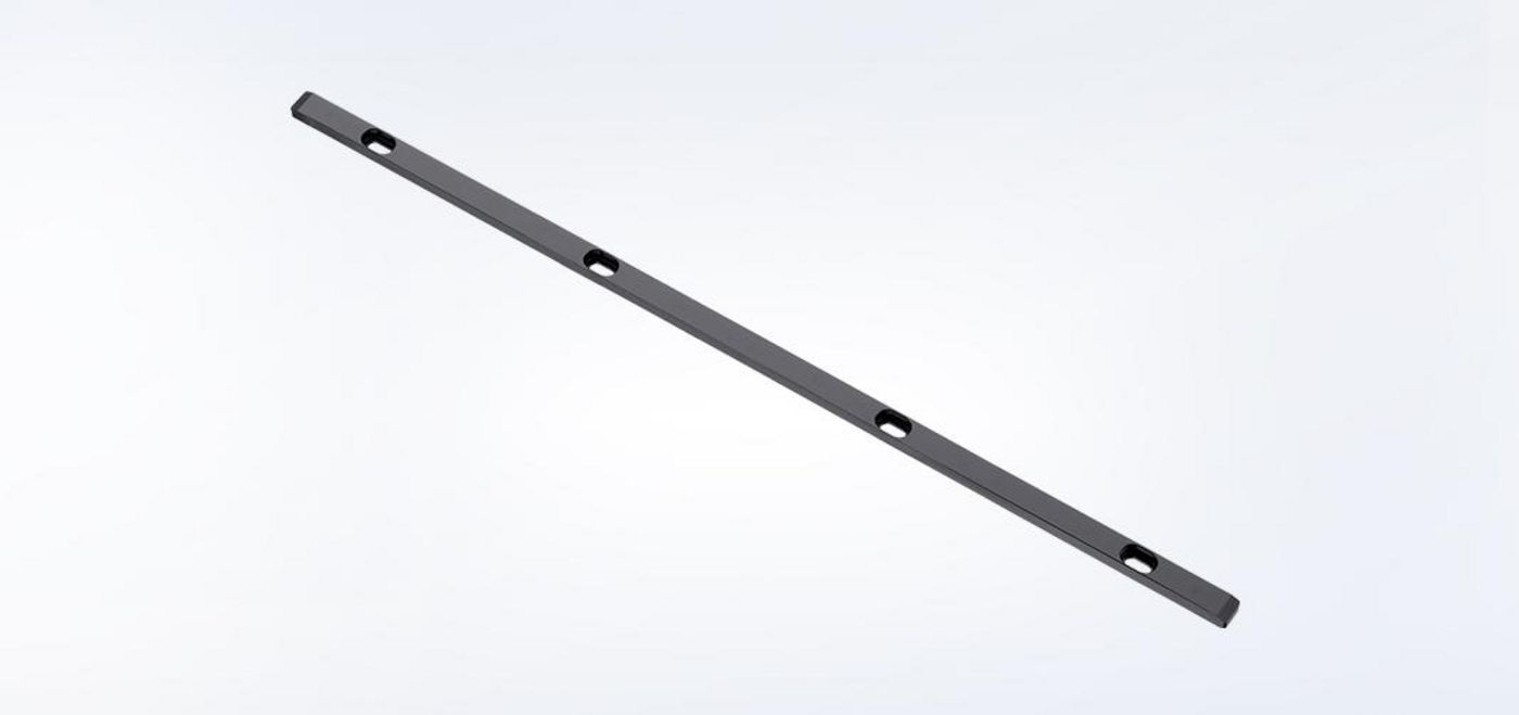 TruTool TPC 165, slide rail