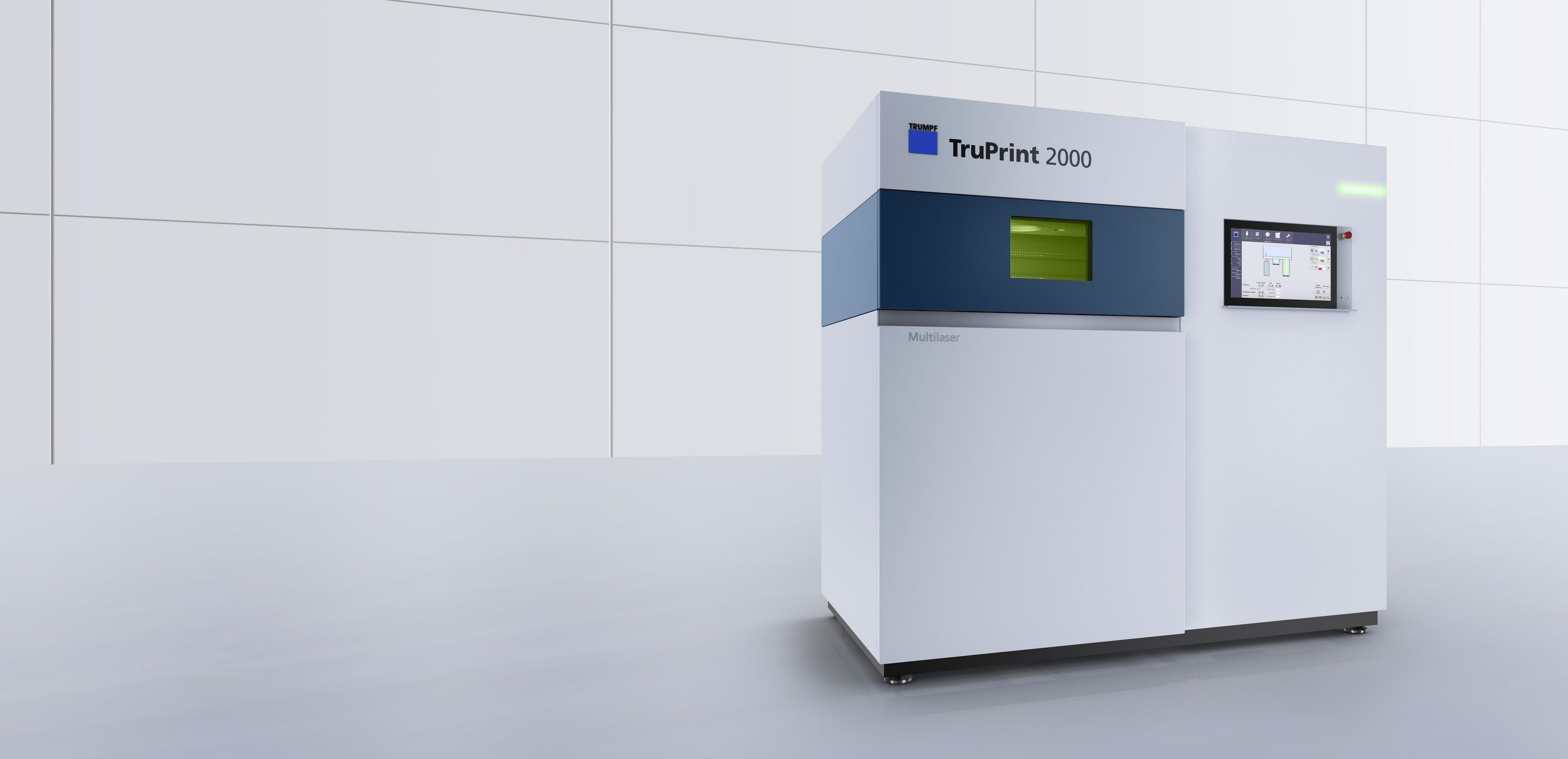 TruPrint 2000, economical 3D printing with premium quality from TRUMPF