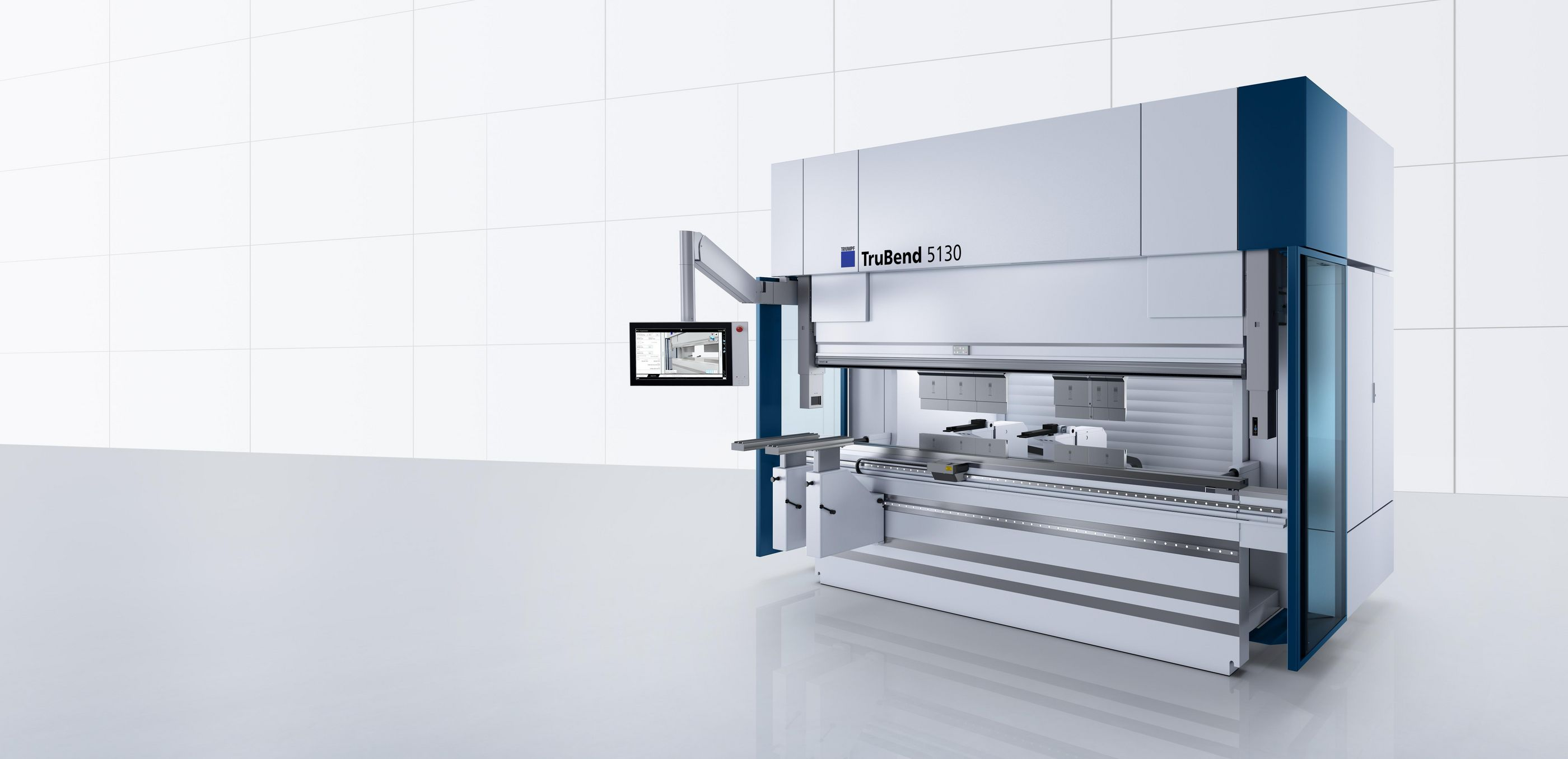 TruBend Series 5000, productive all-round machine