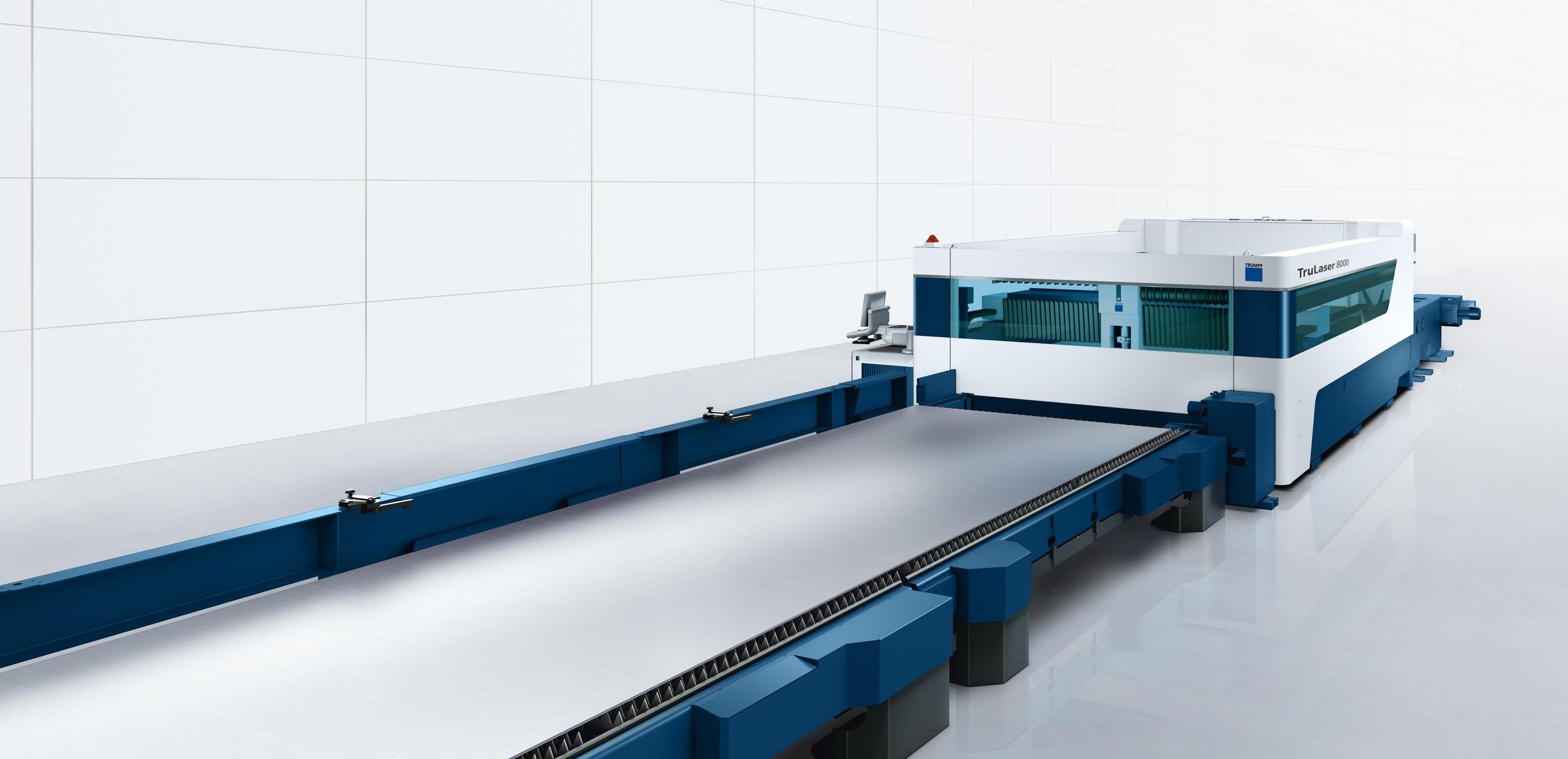 TruLaser Series 8000, discover new dimensions