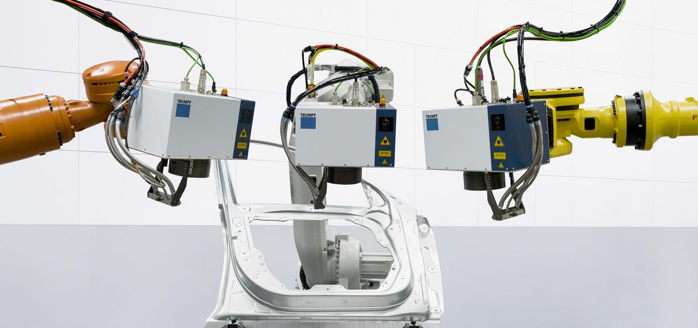 TRUMPF I-PFO compatibility with different robots