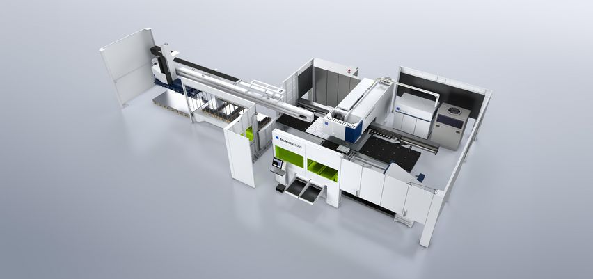 TruMatic 6000 fiber, fully automated