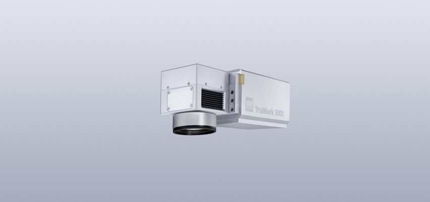 Compact, modular beam sources of the TruMark Series 5000