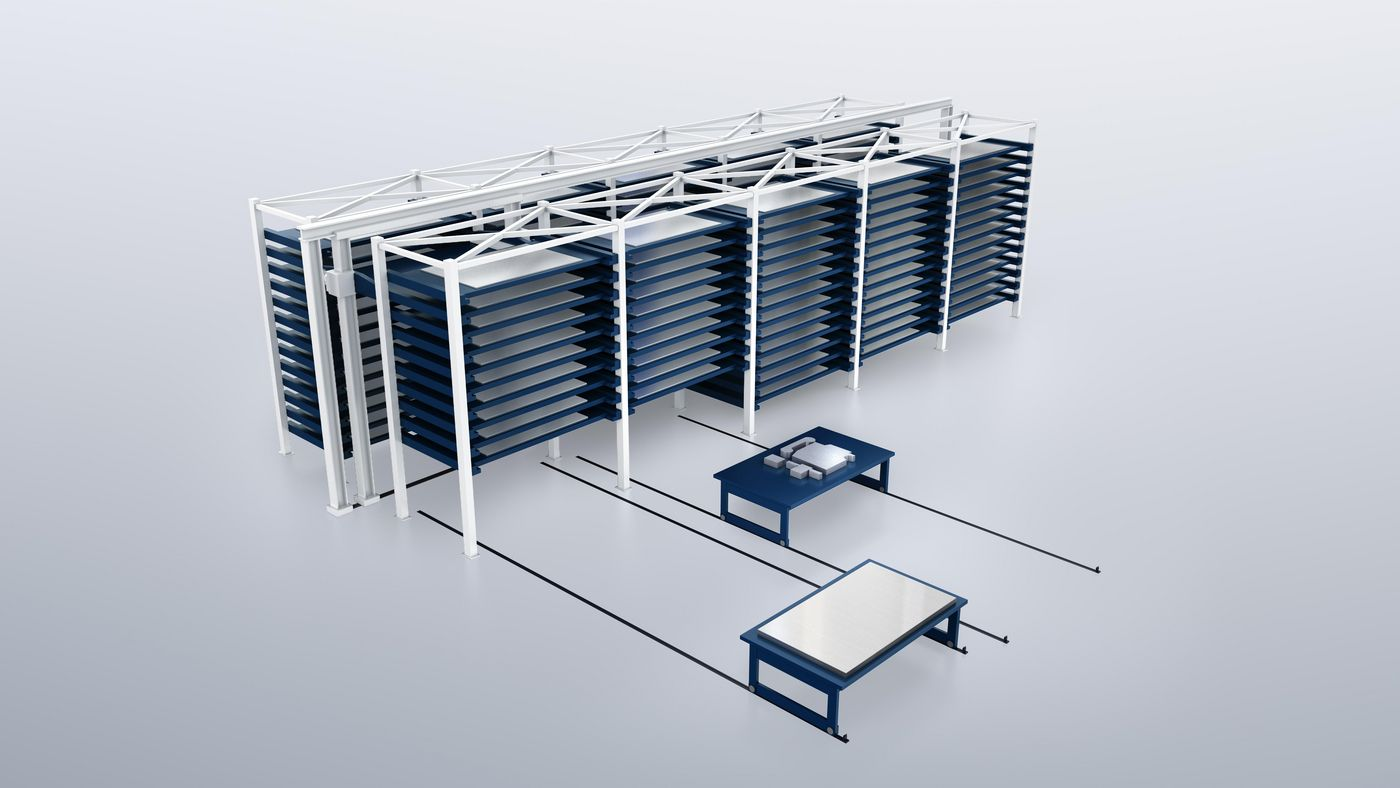 Stopa Large Scale Storage Systems