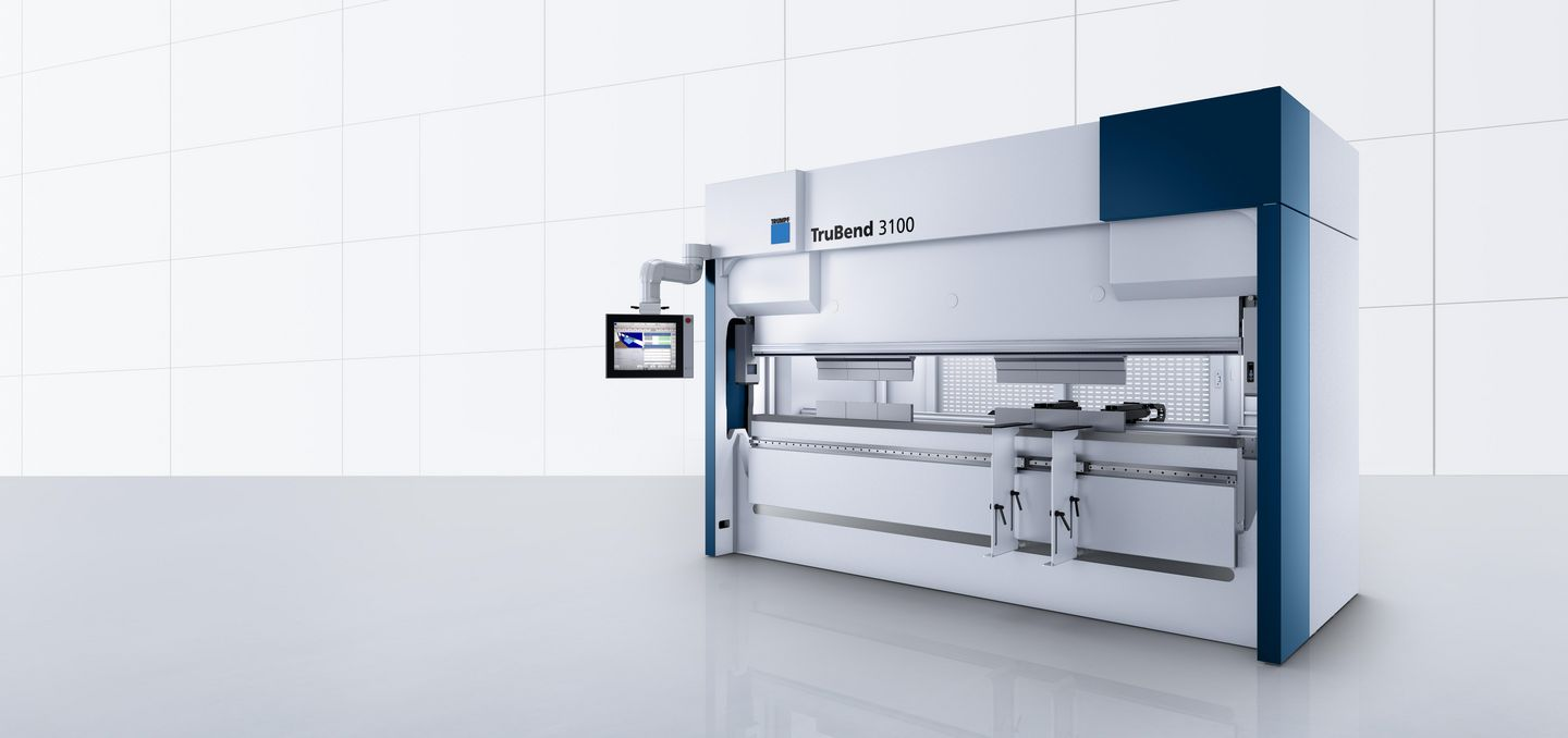 TruBend Series 3000, cost-effective standard machine