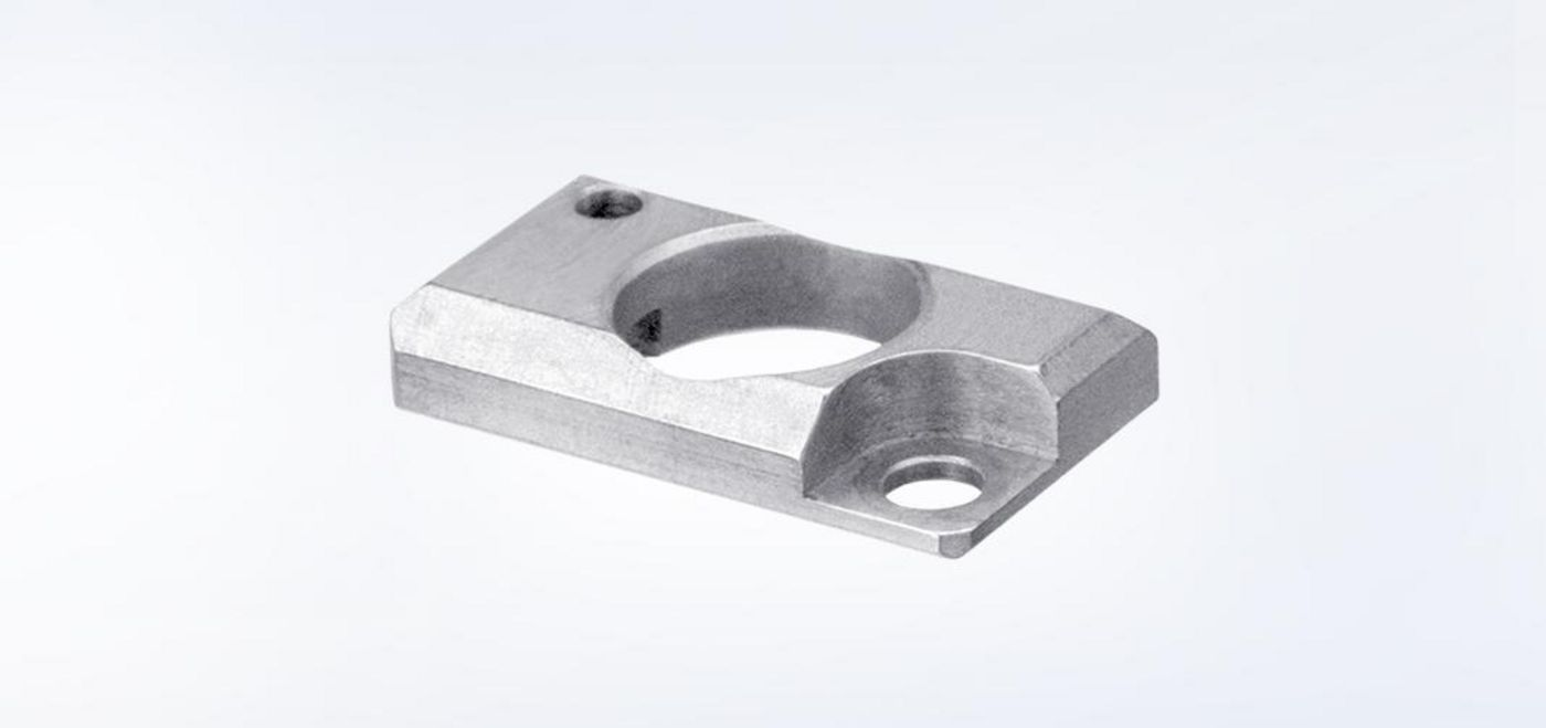 TruTool TF 350, plate for channels