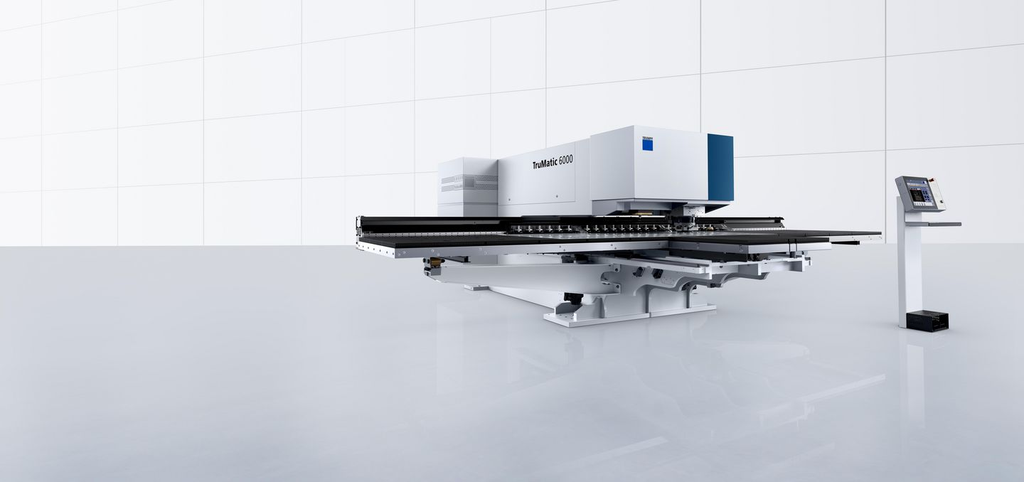 TruMatic 6000, robust universal machine